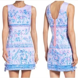 Lilly Pulitzer Fruity Monkey Mila Shift Dress